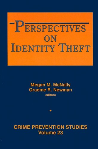 9781881798804: Perspectives on Identity Theft (Crime Prevention Studies)
