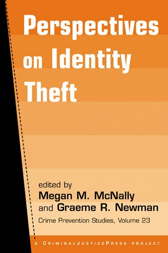 9781881798811: Perspectives on Identity Theft (Crime Prevention Studies)