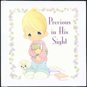 9781881830597: Precious in His Sight (Precious Moments (Garborg))