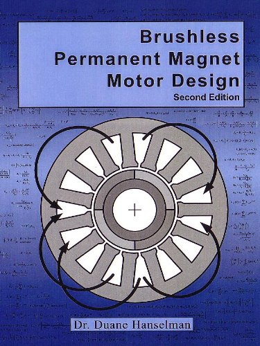 9781881855156: Brushless Permanent Magnet Motor Design