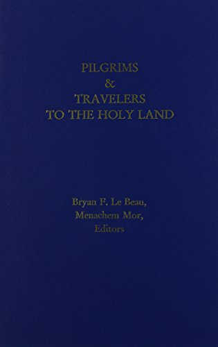9781881871156: Pilgrims and Travelers to the Holy Land (Studies in Jewish Civilization)