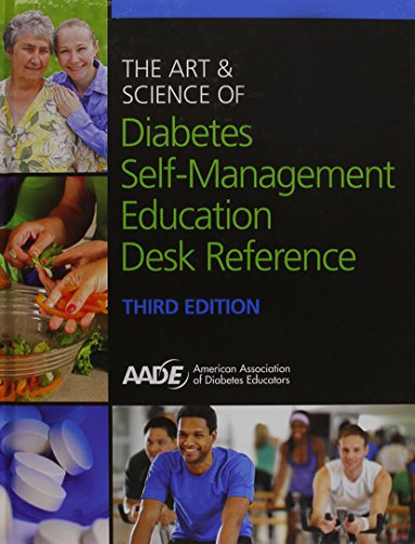 9781881876328: The Art and Science of Diabetes Self-Management Education Desk Reference