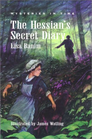 9781881889861: The Hessian's Secret Diary (Mysteries in Time Series)