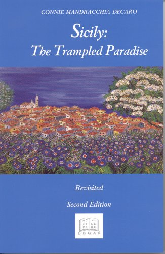 9781881901150: Sicily: The Trampled Paradise Revisited Second Edition (Sicilian Studies, V. 3)