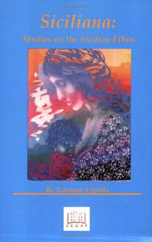 9781881901457: Siciliana: Studies on the Sicilian Ethos (SICILIAN STUDIES, . 12.)
