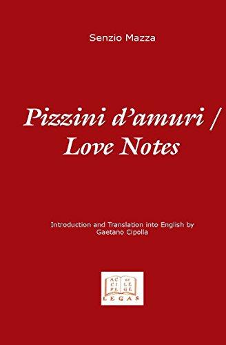 Pizzini D'amuri / Love Notes.: Mazza, Senzio; Cipolla,