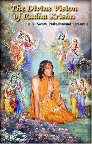 9781881921059: The Divine Vision of Radha Krishn