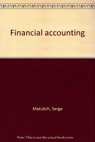 9781881934004: Financial accounting