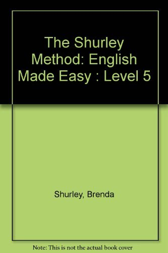 9781881940586: The Shurley Method: English Made Easy : Level 5