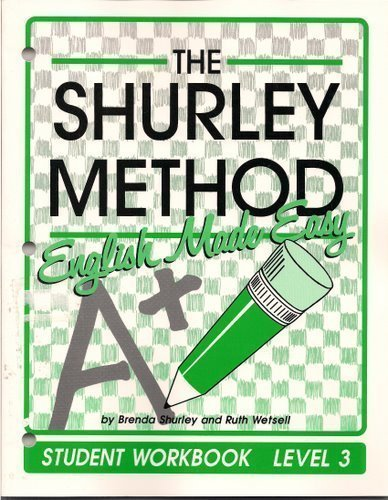 The Shurley Method: English Made Easy :