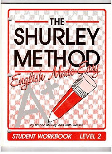 9781881940647: The Shurley Method: English Made Easy, Level 2 (student workbook)