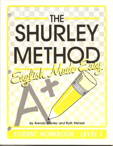 9781881940661: The Shurley Method: English Made Easy : Level 1