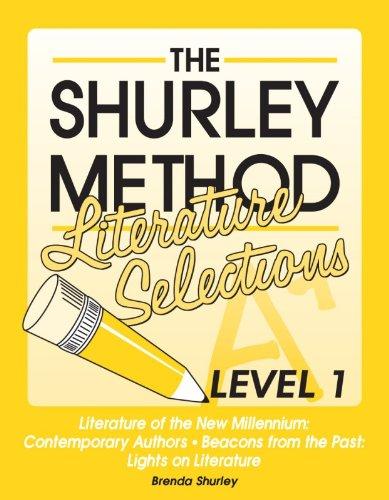 9781881940944: Shurley Grammar Level 1 Literature Selections