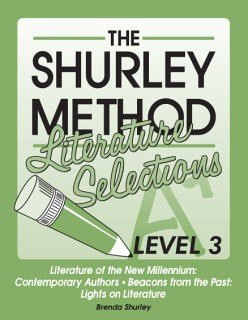 9781881940968: Shurley Grammar Level 3 Literature Selections