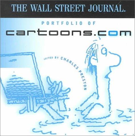 9781881944294: The Wall Street Journal Portfolio Of Cartoon.com