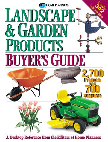 9781881955559: Landscape & Garden Products Buyer's Guide: Over 40000 Products Buyer's Guide