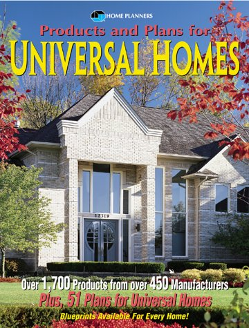 9781881955658: Products and Plans for Universal Homes