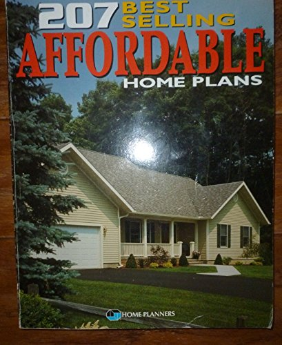 207 Best Selling Affordable Home Plans