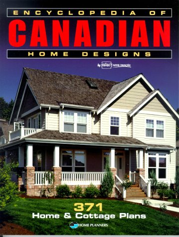 9781881955795: Encyclopedia of Canadian home designs: 371 home & cottage plans