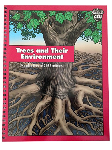 9781881956372: Trees and Their Environment. A Collection of CEU Articles.