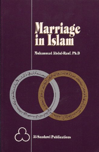 muhammad abdul rauf - marriage islam manual - AbeBooks