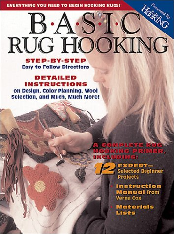 9781881982319: Basic Rug Hooking: Everything You Need to Begin Hooking Rugs Paperback