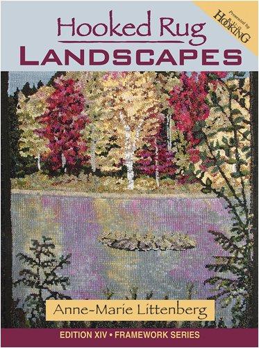 9781881982654: Hooked Rug Landscapes (Framework)