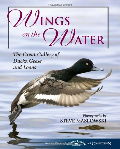9781881982845: Wings on the Water: The Great Gallery of Ducks, Geese and Loons