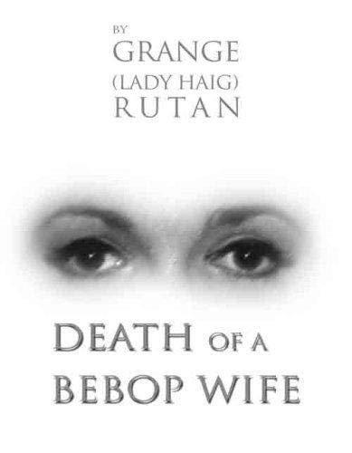 9781881993421: Death of a Bebop Wife