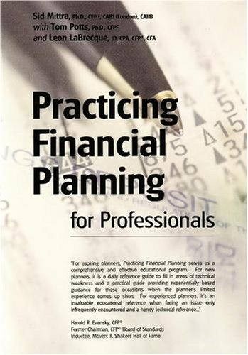 9781881995005: Practicing Financial Planning for Professionals Textbook Version, Ninth Edition