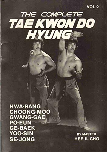9781882015009: The Complete Tae Kwon Do Hyung, Vol. 2