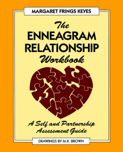 9781882042081: The Enneagram Relationship Workbook: A Self and Partnership Assessment Guide