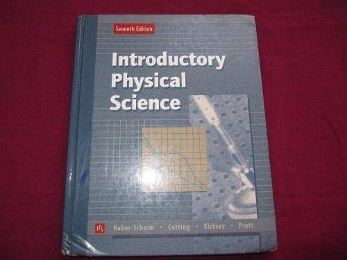 9781882057184: Introductory Physical Science