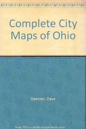 9781882062010: Complete City Maps of Ohio
