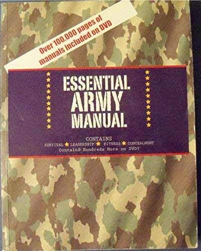 9781882077243: Essential Army Manual (collection of manuals)