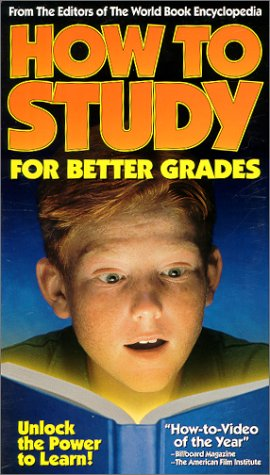 9781882079063: How to Study [VHS]