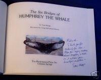 The Six Bridges of Humphrey the Whale: Knapp, Toni