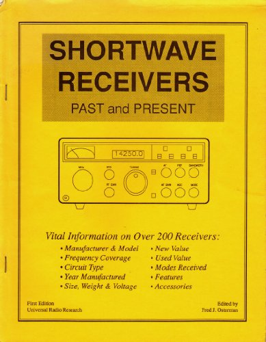9781882123056: Shortwave Receivers Past and Present