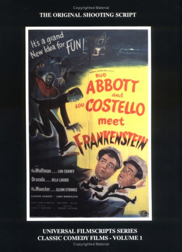 Magicimage Filmbooks Presents Abbott and Costello Meet: riley,philip j.