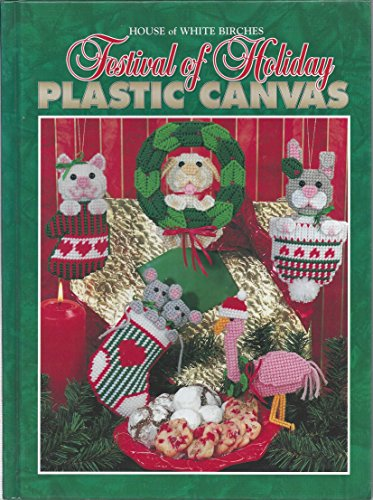 Festival of holiday plastic canvas: Laura Scott