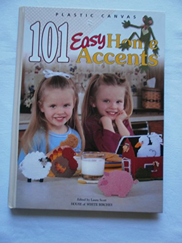 9781882138548: 101 Easy Home Accents (Plastic Canvas)
