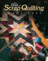 9781882138982: The Best of Scrap Quilting Made Easy