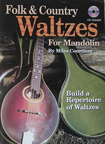 9781882146024: Folk and Country Waltzes for Mandolin (Book & CD)