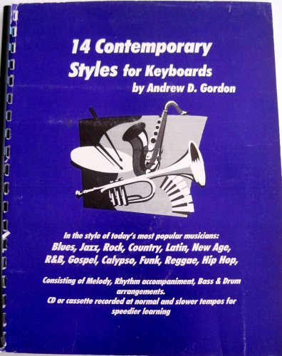 9781882146116: 14 Contemporary Styles (Book&CD)
