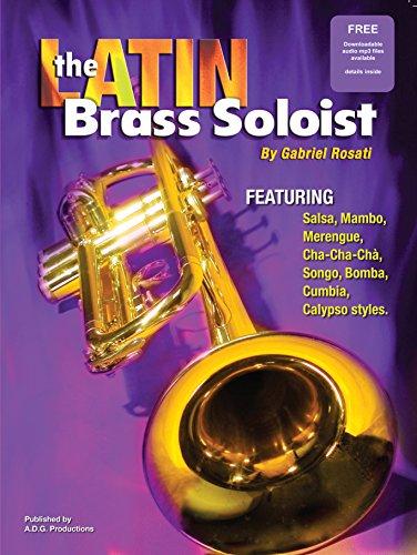 9781882146246: Latin Brass Soloist Book/audio CD