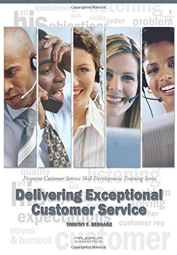 Delivering Exceptional Customer Service: Pinpoint Customer Service Skill Development Training ...