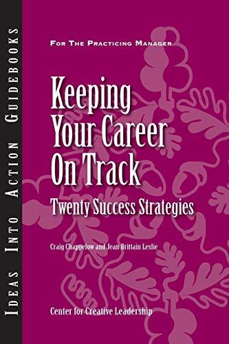 9781882197613: Keeping Your Career on Track: Twenty Success Strategies