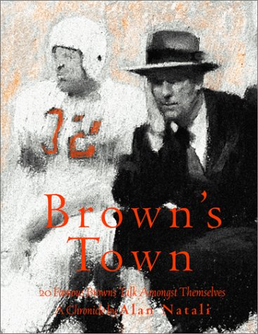9781882203611: Brown's Town: 20 Famous Browns Talk Amongst Themselves