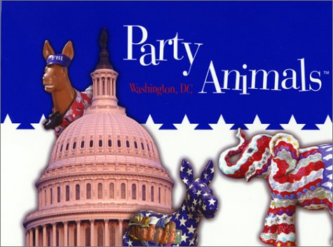 Party Animals : Washington DC; The Official: D. C. Commission