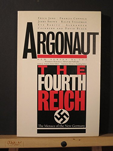 9781882206018: Argonaut: The Fourth Reich - The Menace of the New Germany